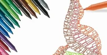 Connector Pens: Lettering techmique